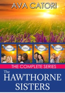The Hawthorne Sisters: The Complete Series