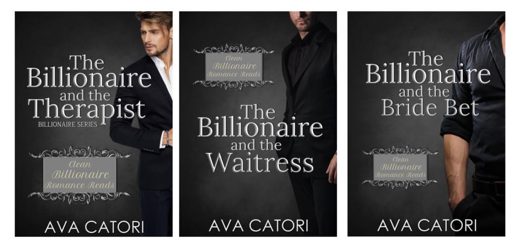 billionaire romance titles